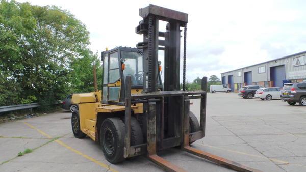 Heavyduty Forklifts